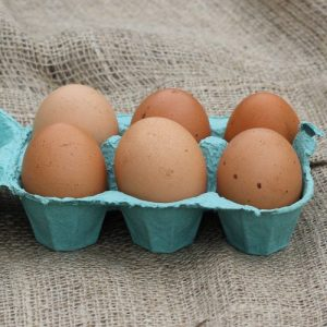 Small 6 eggs